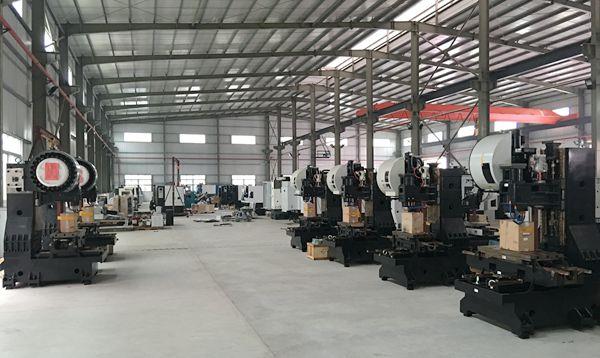 石墨机工厂